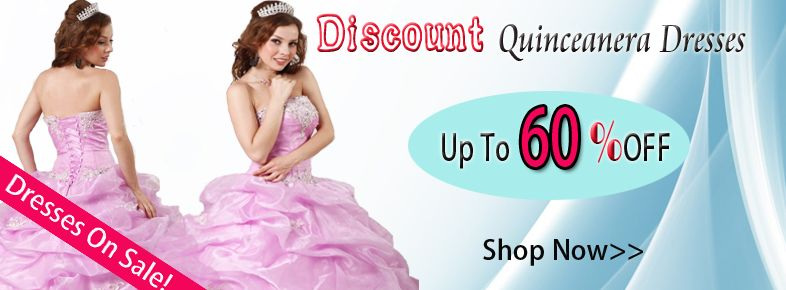 Clearance Quinceanera Dresses For Sale