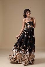 Printed Fabric Designer Top 10 Evening Celebrity Dress