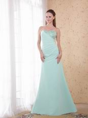 2014 Top Designer Lists For Ebay Women Prom Dress In Pale Turquoise