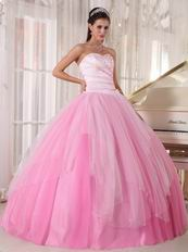 Lovely Pink Girls Prefer Quinceanera Dress Fading Color Styles