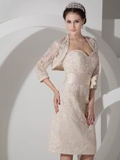 Mother Of The Bride Dresses With Jackets Fall The Bride Dress And Jacket