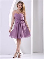 Clematis Chiffon Bridesmaid Dress Summer Daytime Party Vivacious