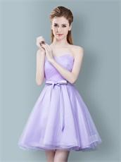 Ties Straps Bowknot Back Short Dama Dress Team-Buying Online Under 70