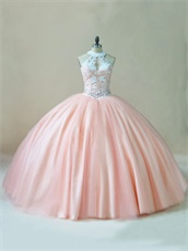 Off-White and Blush Combination New Trend Quinceanera C'est Quoi