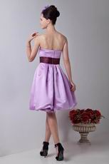 Lilac Junior Homecoming Dresses Under 100 Pounds