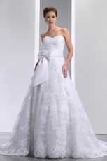 Beautiful Sweetheart White Wedding Dress Make My Own Wedding