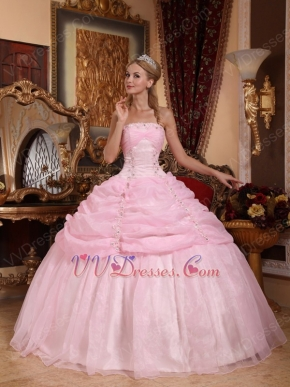 Loverly Girl Best Choice Pink Quinceanera Dress In NY
