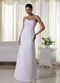 Simple Sweetheart Long Bridesmaid Dress For Wedding Party lovely