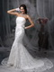 Mermaid Strapless Hot Styles Petite Wedding Dress Beautiful Low Price