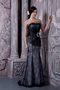 Black Mermaid Formal Occasion Dress Covered With Lace Night Club