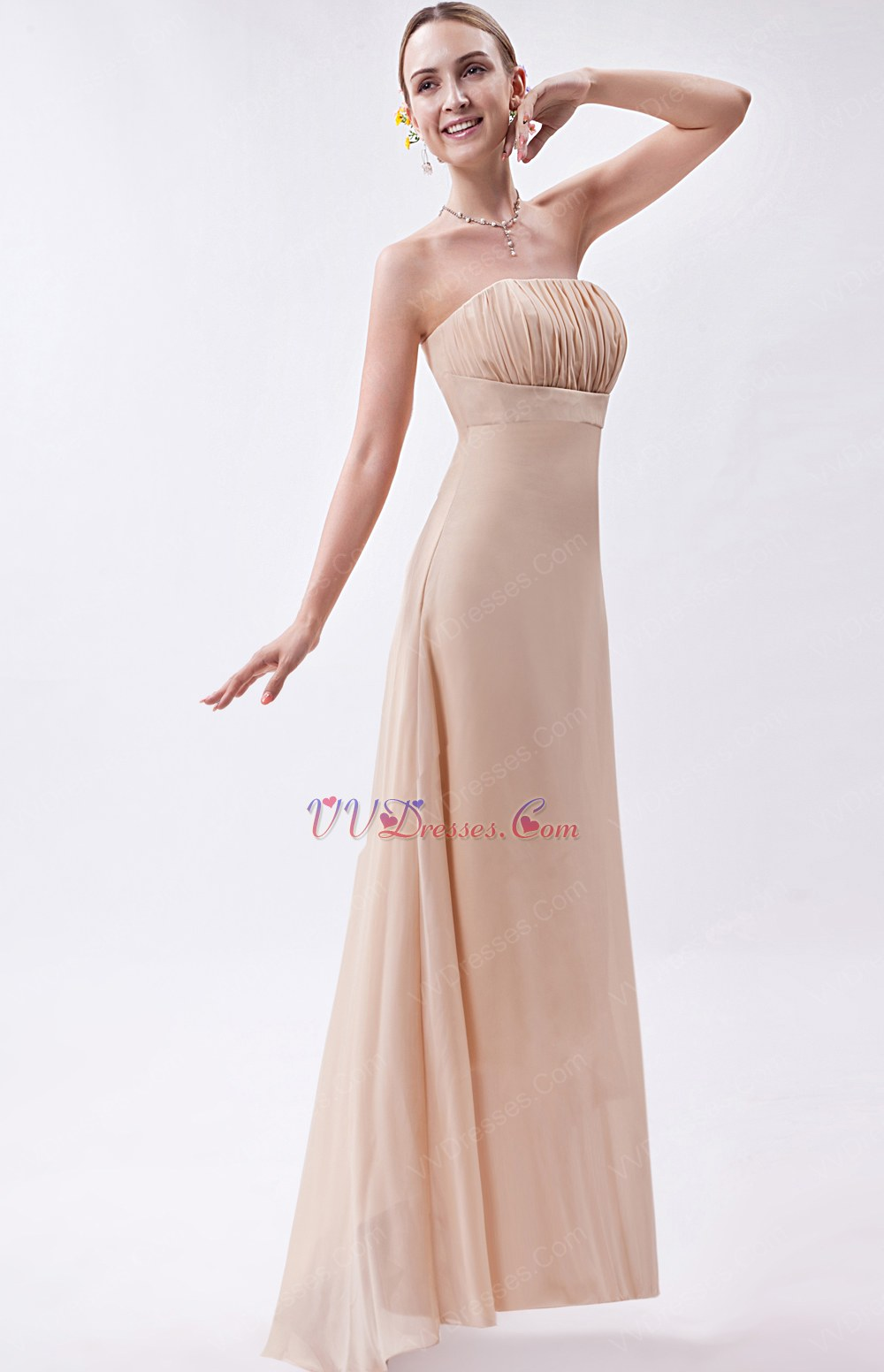 Champagne colored bridesmaid dress gown and dress gallery champagne colored bridesmaid dress hd gallery ombrellifo Image collections