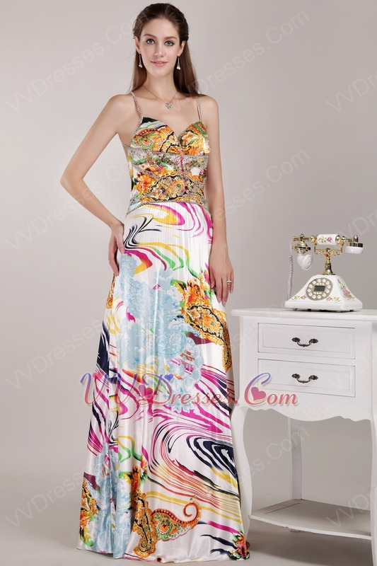 Colorful prom dresses 2014