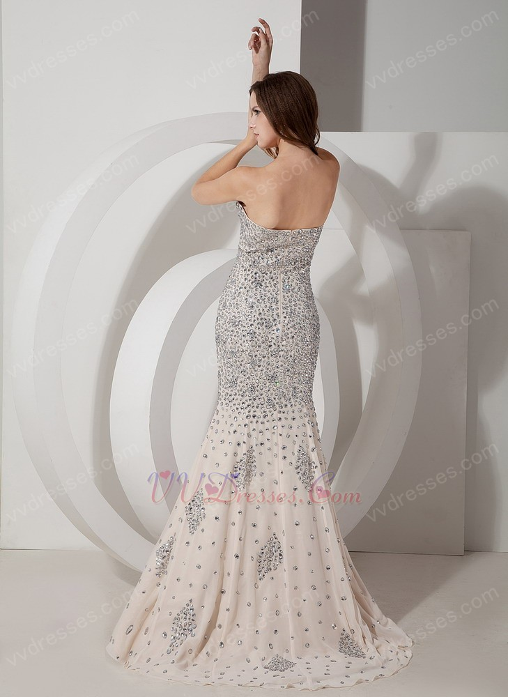 diamond mermaid prom dresses - photo #12