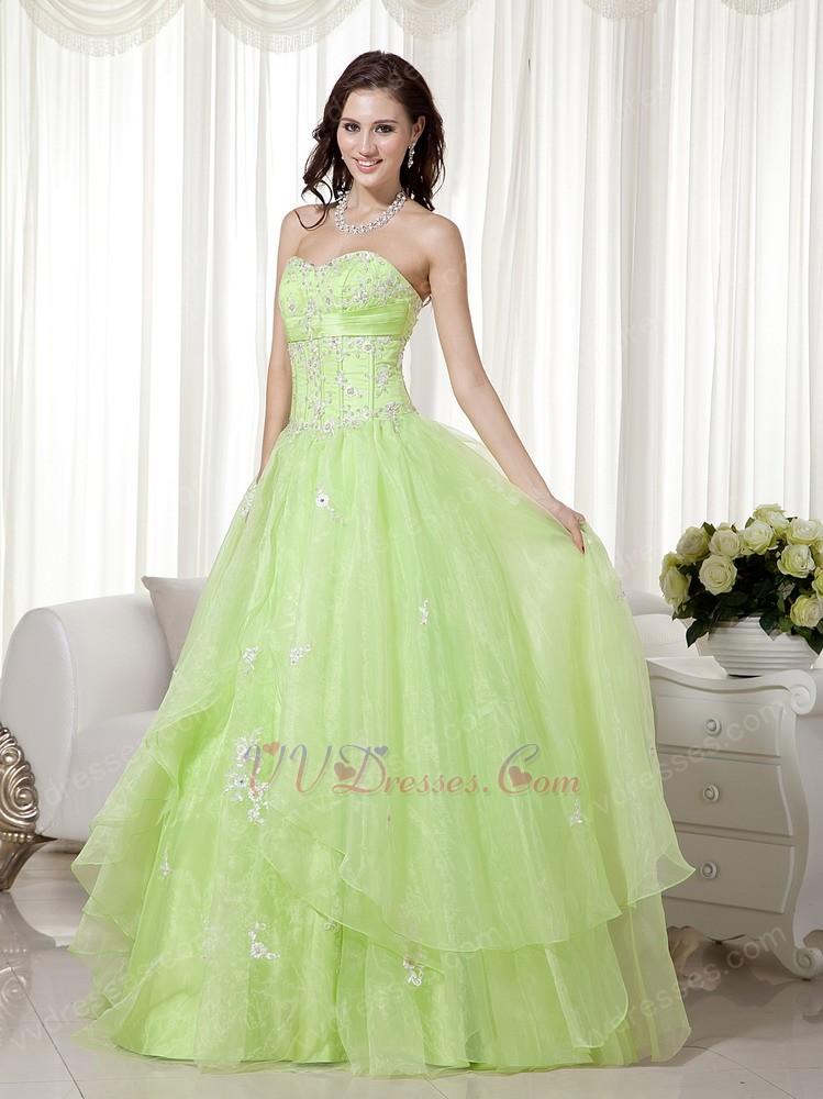 Organza Girl Dress