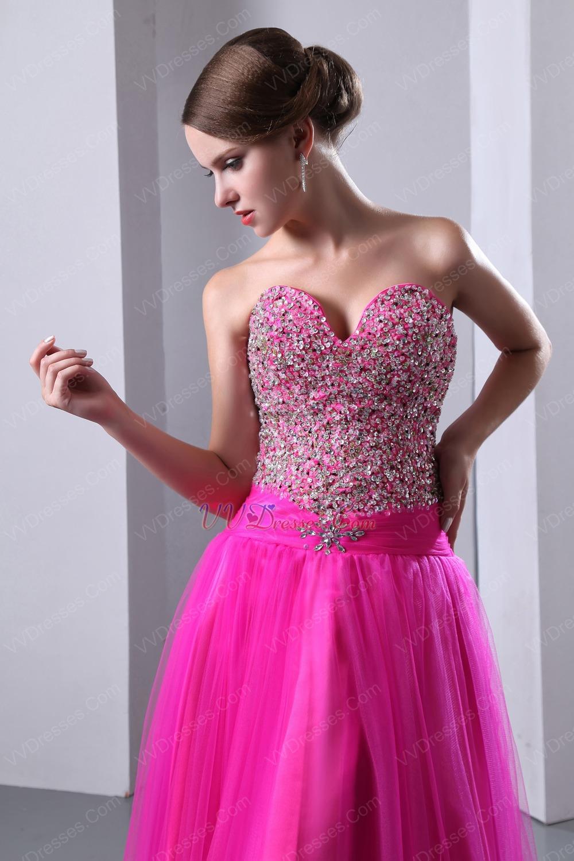 Fuchsia Dresses - Cheap Price - DressHead