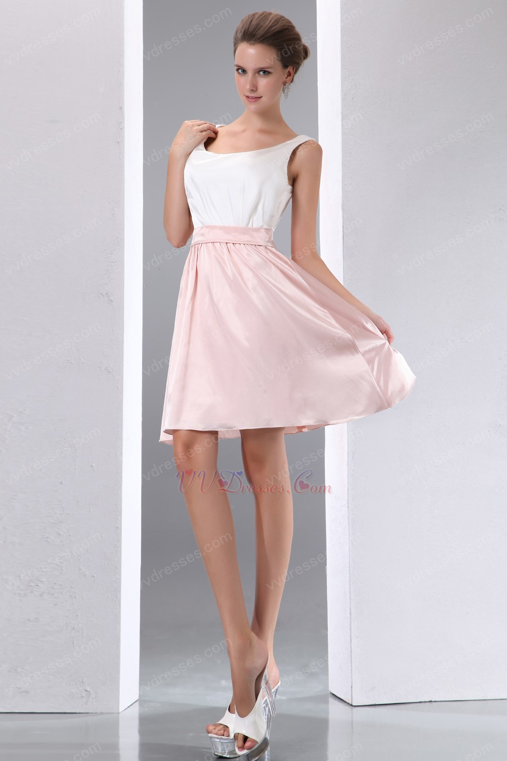 high school graduation white dresses wwwimgkidcom