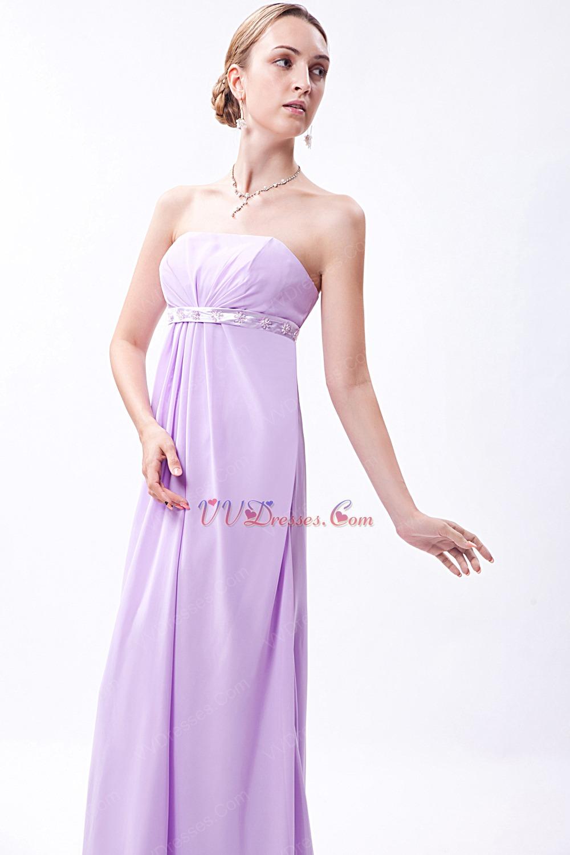 lavender color dress - photo #2