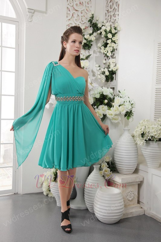 Turquoise Short Cocktail Dresses