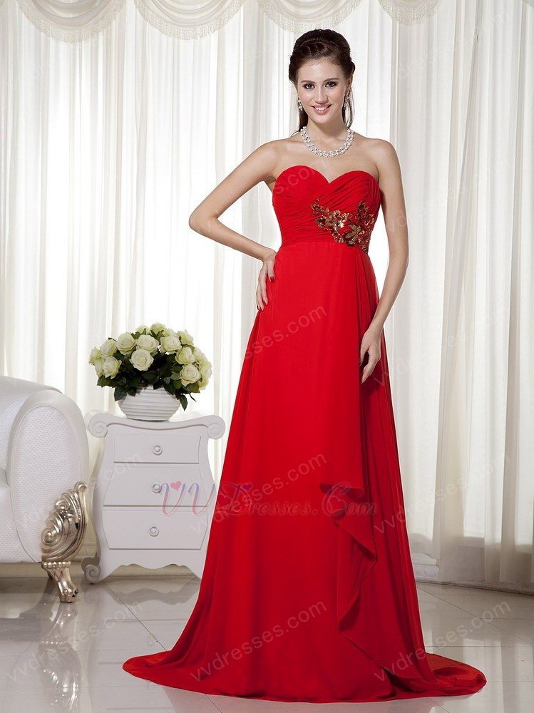 Sweetheart Dark Red Where To Find Prom Dress Online