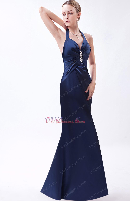 Evening dresses navy blue prom dresses cheap