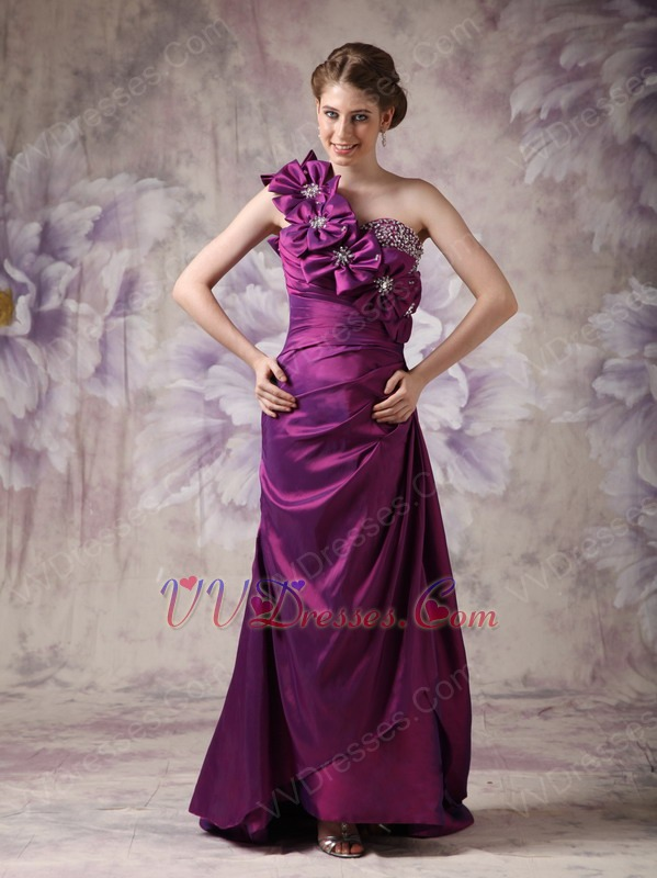 Petite Formal Purple
