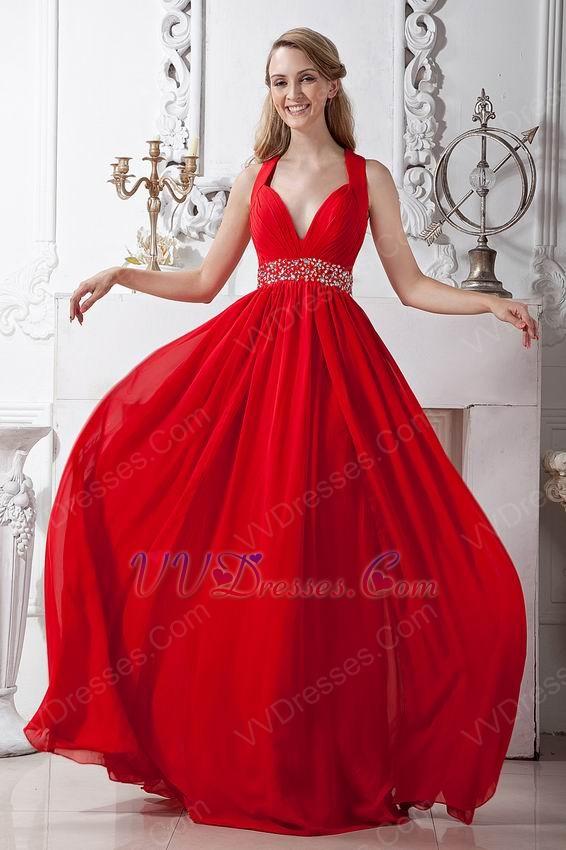 Scarlet Red Prom Dresses - Plus Size Dresses