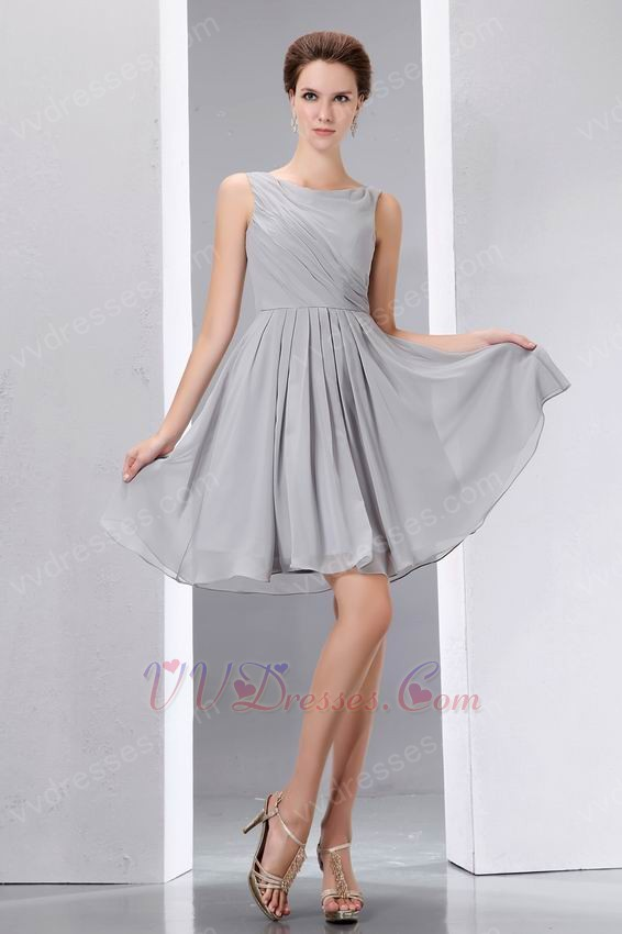 Grey Cocktail Dress gallery