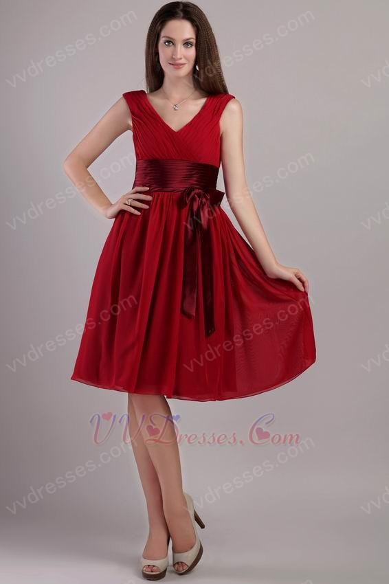 Wine Colored Bridesmaid Dresses 87