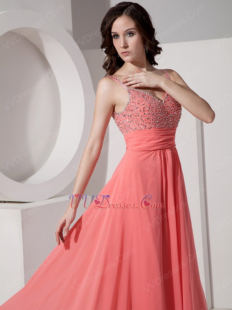 watermelon color dress - 28 images - strapless ruched ...