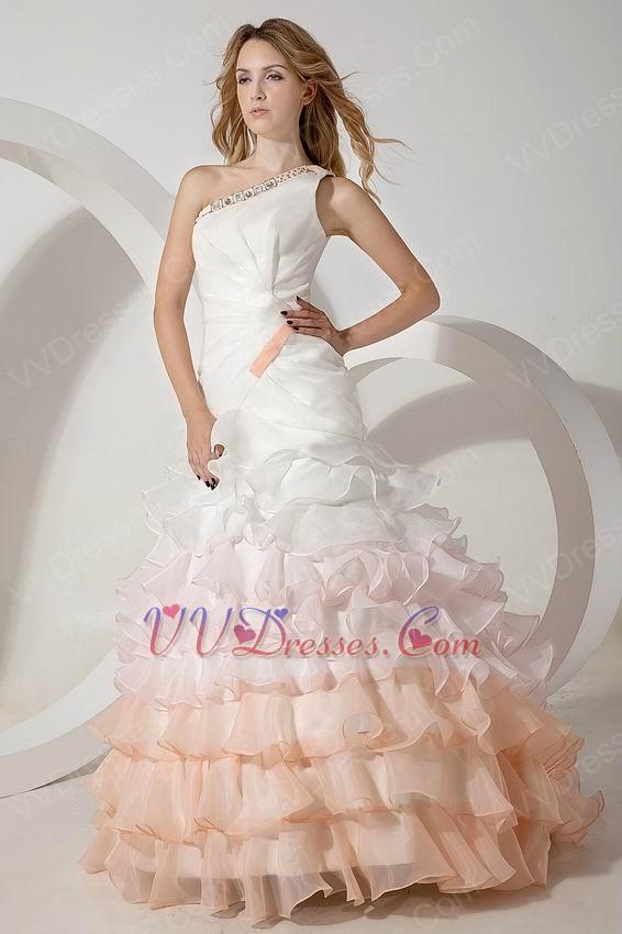 Multi Colored Bridesmaid Dresses Multicolored Wedding Dress Oceania