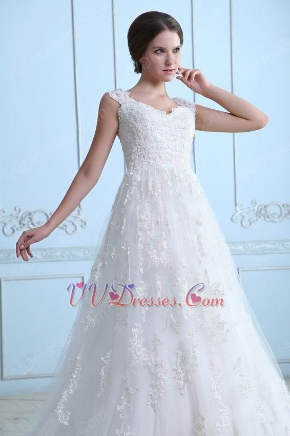 Best straps appliqued court wedding dress for sale in new for Mexican wedding dresses for sale