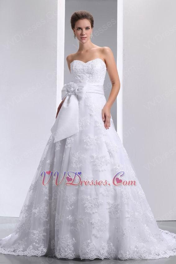 dresses beautiful sweetheart white wedding dress make my own